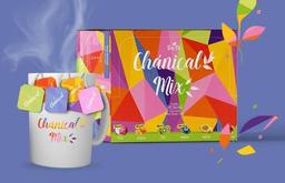 Chánical mix 90 sachês 6 sabores Diurético