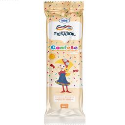 Picolé Confete Kids