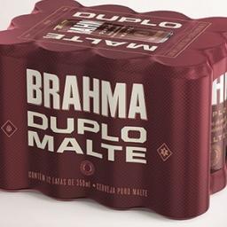 Brahma Duplo Malte com 12 Und
