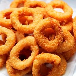 Onion Rings + 1 Molho