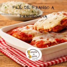 Kit Filé de Frango a Parmegiana