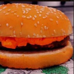 American Cheese Burger, Batata e Refri