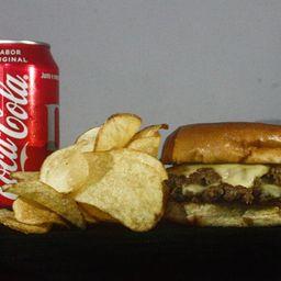 Combo Moravinho - Smash Burger