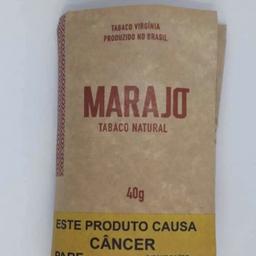 Tabaco Marajó 40g