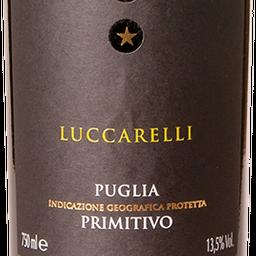 Vinho Lucarelli Primitivo