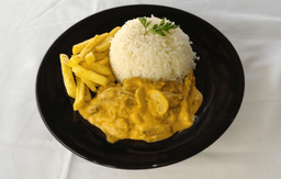 Strogonoff de Frango Gourmet -  Escolha o Tamanho
