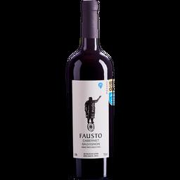 Vinho fausto Cabernet sauvignon 750ml