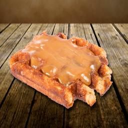 Waffle Doce de Leite