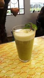 Suco de Abacaxi com Hortelã - 300ml