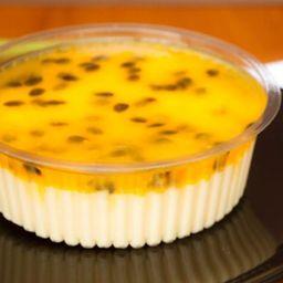 Sobremesa Mousse de Maracuja