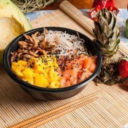 Poke Salmão Spicy Ii (sriracha)