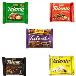 Talento (cinco unidades) - Sem escolha de sabor