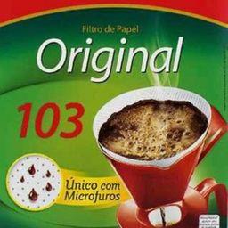 Filtro de café melitta 103 30 un