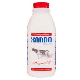 Leite Semidesnatado Magro Xandô - 1L
