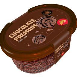 Pote de 1 Litro de Chocolate Premium