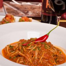 Spaghetti Alla Bolognaise à Jayme Monjardim