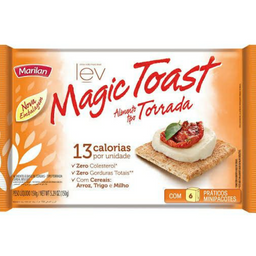 TORRADA MAGIC TOAST de 130 GR.