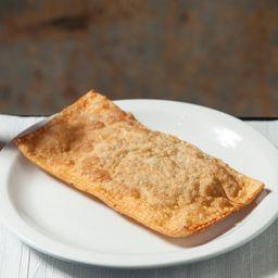 Pastel Paulista de Queijo