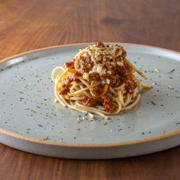 Spaghetti Integral à Bolonhesa
