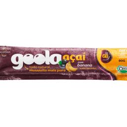 Stick Açai Goola com banana