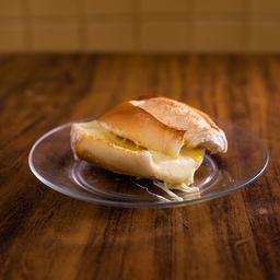 Pão Francês com Mussarela