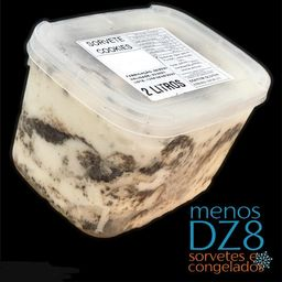 Cookies - Pote 2L Linha Mdz8