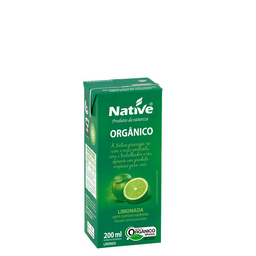 Limonada Orgânica Native 200ml