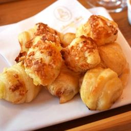 10 Mini croissant de Goiabada