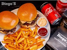 Combo 2 Original Burger