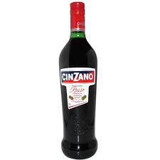 Cinzano Rosso Vermounth - 750ml
