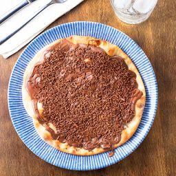 Pizzeta Brigadeiro - 6 Pedaços