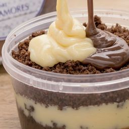 Brownie No Pote Tam M