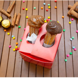 Churros Tradicional de Chocolate