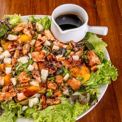 Salada de Salmão D' Salmone
