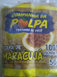 Polpa de Maracujá 500g