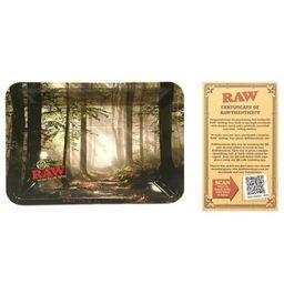 Bandeja Raw Mini Smokey Florest