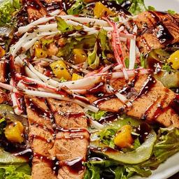 01 - salada salmão oriental
