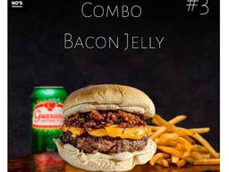 #3 Combo Bacon Jelly