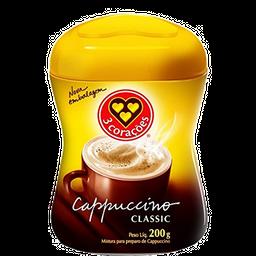 Cappuccino Classic 3 Corações 200g