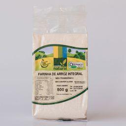 Farinha Arroz Integral 500g Coopernat