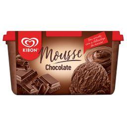 Kibon mousse chocolate 1.5l