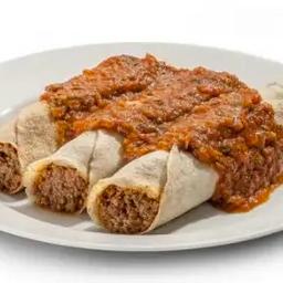 Panqueca De Carne Low Carb