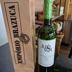 Vinho Rio Sol Chenin Blanc e Viognier 2018 750ml
