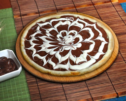 Pizza Delícia de Chocolate - Brotinho 23cm