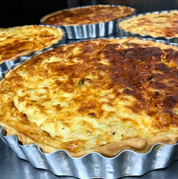 Quiche de Lorrraine