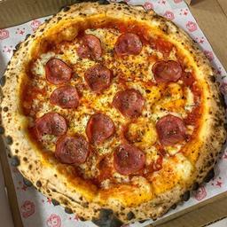 Pizza de Calabresa - 28cm
