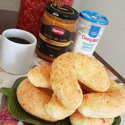 5 Unidades - Chipa/biscoito Ferradura 50 G