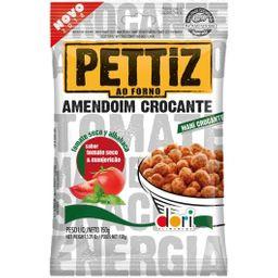 Pettiz Amendoim de Tomate Seco Manjericão 90g