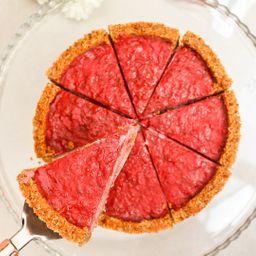 Torta de Morango - 1kg