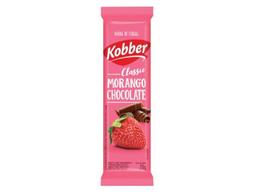 Barra Cereal Kobber Morango Chocolate 20G